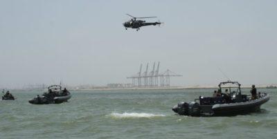 Pak Navy Exercise