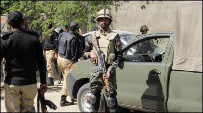 Pak Security Forces