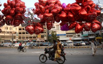 Pakistan Valentine Day