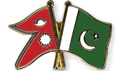 Pakistan and Nepal