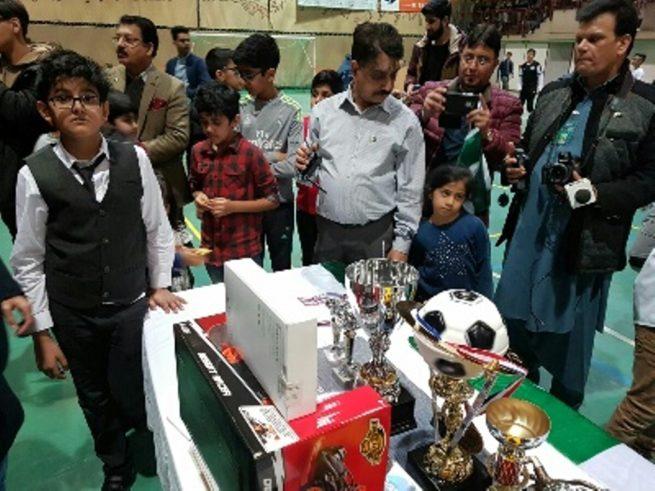 Pakistani Community forums-Football Tournament