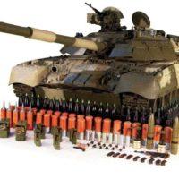 Pakistani Tank