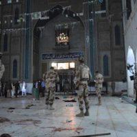 Sehwan Sharif Incident