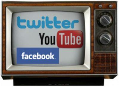 Social Media vs Television