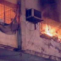 Sohail Ansari Flat Fire