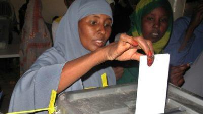 Somalia Presidential Election