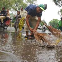 Sweeper in Pakistan
