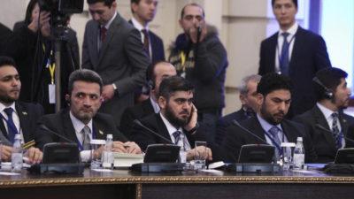 Syria Dialogue