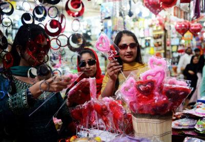 Valentine Day in Pakistan