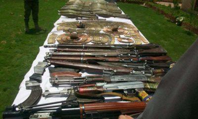 Weapon Arrest