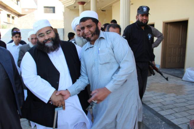 Zahid Mustafa Awan Meet Tahir Mehmood Ashrafi