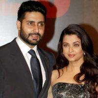 Abhishek Bachchan with Aishwarya