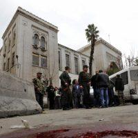 Damascus Suicide Blast