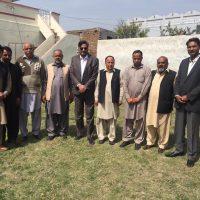 Engineer Iftikhar Chaudhry Visit