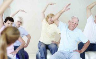 بڑھاپے میں ورزش عمر میں اضافے کا باعث بنتی ہے