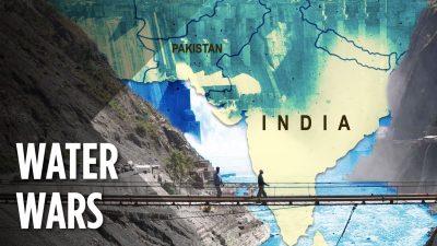 Pak India Water War