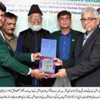 Pakistan Marshal Arts Event