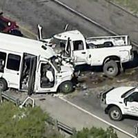 Van Car Collision