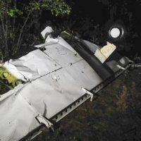 Zimbabwe Plane Crashed
