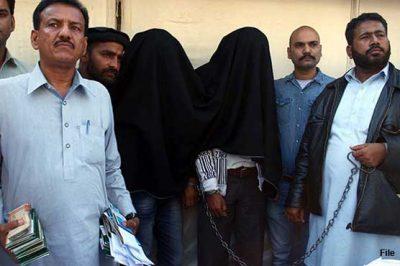 Crackdown on Human Smugglers