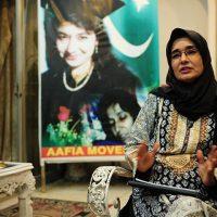 Dr Fauzia and Aafia Siddiqui