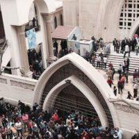 Egypt Churches Attacks