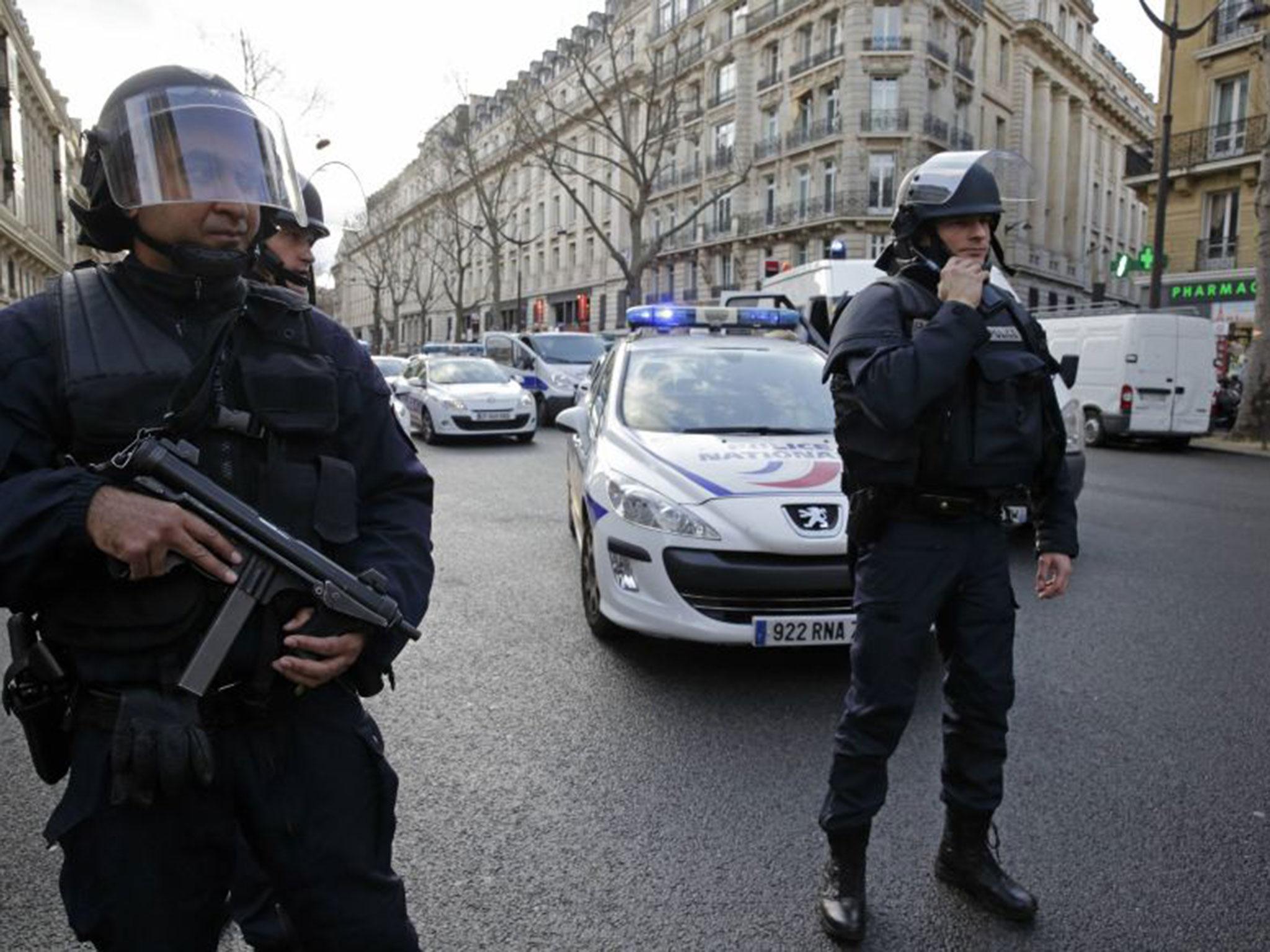 فرانس میں 23 اپریل کو صدارتی انتخابات کے موقع پر دہشت گردی  کی کوشش انسداد دہشت گردی سیل  نے ناکام بنا دی