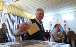 فرانس کے صدارتی انتخابات کے پہلے راؤنڈ کے سرکاری نتائج کا اعلان