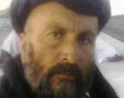 Ghani Solaiman khail