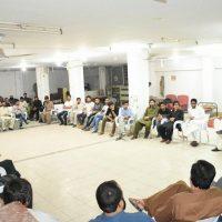 Naveed Iftikhar Chaudhry-Speech