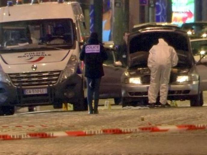 پیرس میں دہشت گردی، داعش نے ذمہ داری قبول کر لی