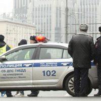 Russia Police