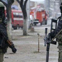School Grenades Blast