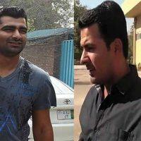 Sharjeel Khan and Shahzaib Hasan