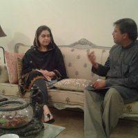 Shazia Nausherwani Interview