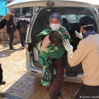 Syria Poison Gas Attack