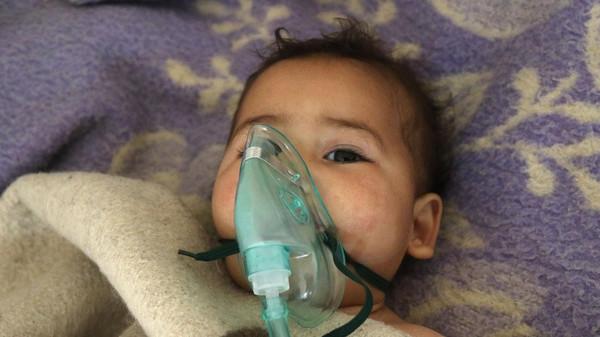 شامی فورسز ہی نے کیمیائی حملہ کیا تھا: فرانس ثبوت دے گا