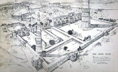 Alai & Qutb Minar