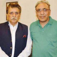 Ali Raza Syed - PM AJK