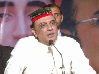 Asif Ali Zardari