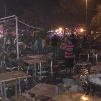Baghdad Bomb Blasts