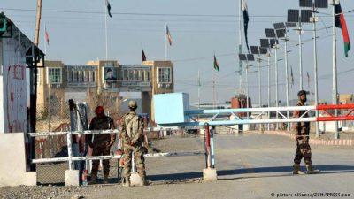 Chaman Border