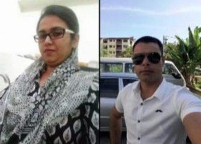 Dr. Uzma and Tahir Ali