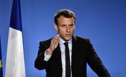 فرانس: صدارتی امیدوار میکخواں کی مہم پر بڑا سائبر حملہ