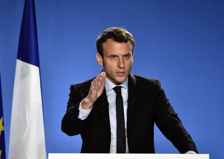 فرانس نے امید کا انتخاب کیا : عمانوایل ماکروں