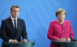 یورپی معاہدے میں بوقت ضرورت تبدیلی لائی جا سکتی ہے: ایمانویل ماکروں