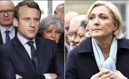 فرانس کا صدارتی الیکشن کا فیصلہ کن مرحلہ