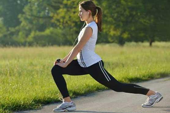 ورزش بینائی کو بھی بہتر بناتی ہے