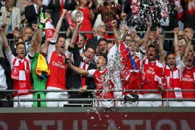 Football FA Cup Final