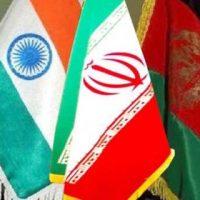 Iran Afghanistan India